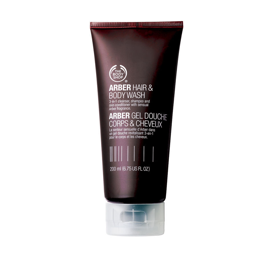 The Body Shop Hair & Body Wash, 6.75 oz (Choose Any)