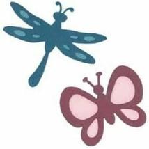 "QuicKutz Butterfly & Dragonfly Die, 4"" x 4"""