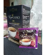 NEW PACKAGING 30 Boxes Coffee Gano Excel 3 in 1 Ganoderma Fast Shipping NIB - $373.90