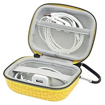 Earbud Earphone Headset Headphone Case Small Storage Carrying Pouch Bag ... - $9.86