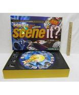 Scene It Board Game Movie 2nd Edition DVD Trivia Questions Mattel 2+ Pla... - $14.10