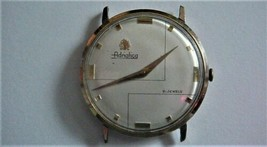NICE!! Adriatica Swiss Men's Watch 2030 Vintage Rare - $99.00