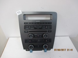 2012-14 Ford Mustang Shaker Radio Heat/AC Control Face Plate CR3T-18A802-JA - $74.20