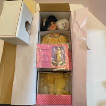 Paradise Galleries Treasury Collection Pocahontas Doll Porcelain Linda M... - $49.99