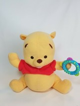 "Disney Mattel 2001 Baby Winnie the Pooh Mechanical Talking Moving Shaking""  - $24.70"
