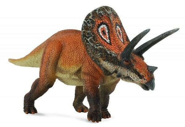 Primary image for <><  Breyer CollectA 88512 Torosaurus dinosaur  well made very nice