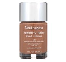 Neutrogena Healthy Skin Liquid Makeup SPF 20 - Chestnut 135 - $7.89