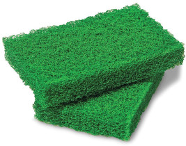Libman Commercial 1151 Tile and Tub Scrub Refills, PET, 6' x 3', Green (... - $39.04