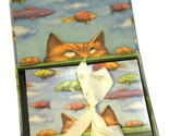 Cat Dreams Notecards Envelopes Cathy Gendron Michel Publishing 19 Count