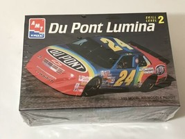 AMT Du Pont Lumina #24 Stock Car Model Kit #6852 Nascar Sealed Kit - $15.83