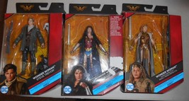 DC Comics MULTIVERSE Wonder Woman ARES Action Figure Collection Lot of 3 - $11.87