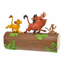 Disney Store JAPAN THE LION KING Simba & Timon & pumbaa Accessory Case Box - $103.95