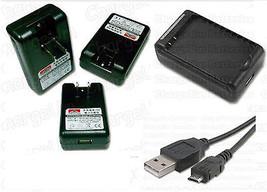LG Optimus Slider VM701 External Battery Charger + USB Data Cable Virgin... - $13.96