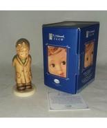 2004 M I Hummel Club 1995 Too Shy To Sing Hum 845 Germany Goebel Boxed Boy - $24.99