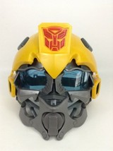 Transformers Talking Voice Changing Bumblebee Helmet with Batteries Hasb... - $44.50