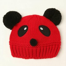Baby Cap Cute Bear Panda Boys Girls Hat Caps Hats Toddler Kids Winter Au... - $12.89