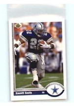 1991 Upper Deck  #172 Emmitt Smith NM-MT ID:83616      ID:83616 - $1.67