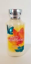 Bath & Body Works Wild Honeysuckle Shea & Vitamin E Body Lotion 8 Oz - $10.00