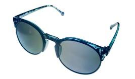 Converse Men Sunglass Round Aqua Tortoise Fashion Plastic, Smoke Lens H067 - $17.99