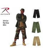 Rothco 6-Pocket BDU 3/4 Pants - $27.71+