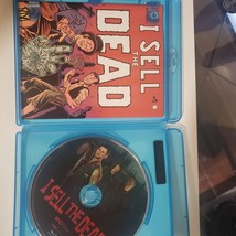 I Sell the Dead [Blu-ray] Includes limited edition comic image 2