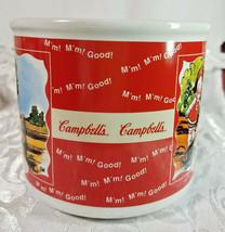 "Campbell's Kid Face Soup Mug Soup Mug Bowl Vintage1998 3 1/4""x5 1/2""x4 3/4"" image 2"