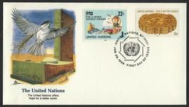 United Nations NY #519-520 Ag Development, Fleetwood FDC **ANY 4=FREE SH... - $2.50