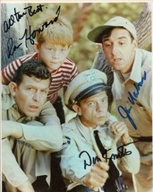 Jim Nabors Don Knotts Ron Howard Signed Photo 8X10 Rp Autographed Picture - $19.99