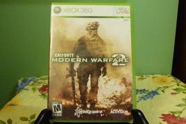 Call of Duty: Modern Warfare 2 (Microsoft Xbox 360, ) Good Condition Has... - $6.79