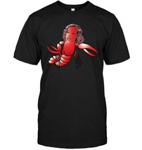 Dr Peterson Shirt Lobster So Youre Saying Pay Gap Tee Bucko - $17.99+