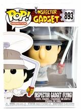 Funko Pop! Animation Inspector Gadget (Flying) #893 Vinyl Action Figure image 1