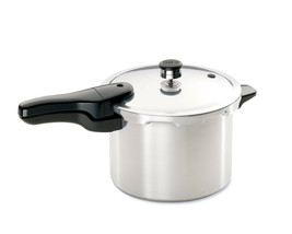 Presto 8 Qt. Home Kitchen Aluminum Cooking / Canning Pressure Cooker W/ ... - $73.25