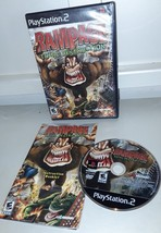 Rampage: Total Destruction (Sony PlayStation 2, 2006) Complete - $17.82