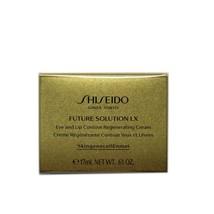 Shiseido Future Solution Lx Eye & Lip Contour Regenerating Cream 17 Ml SH13922 - $98.51
