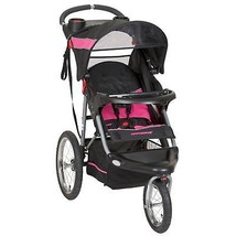 Child Baby Trend Expedition Jogger Stroller Colors Bubble Gum + Black - $110.17