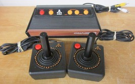 Atari FlashBack 2 CONSOLE w/2 CX 40 Joystick controllers TV video system 40 game - $49.45