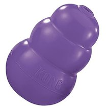 Kong Senior Chew and Treat Stuffable Toy for Elderly Dogs - Small - $18.09 CAD