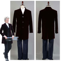 Doctor Who 12th Peter Capaldi Duster Costume Coat Business Suit Uniform ... - $125.00+