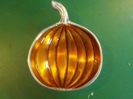 "5.5"" metal pumpkin candy dish  (SM) - $6.79"