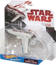 Star Wars Hot Wheels Starships - Resistance Bomber - $12.99