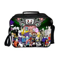 Undertale Lunch Box New Series Lunch Bag Family Three - $17.99