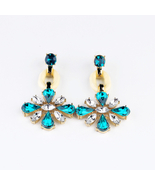 T saleimitated jewelry 2014 high quality mystic fashion dangle green famous earrings 1 thumbtall