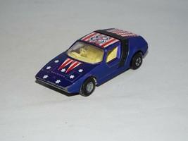 Matchbox Lesney SuperFast 1 Loose Vehicle No 41 Siva Spyder Blue #8 - $3.00
