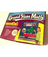Lakeshore Grand Slam Math Game Grades 3-4 Item #JJ662 New - $49.49