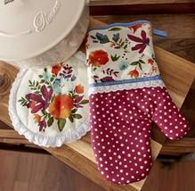Oven Mitt Heat Resistant Glove Kitchen and Pot holder - $26.63