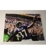 Buck Allen autographed 11x14 Photo Baltimore Ravens signed - $19.97