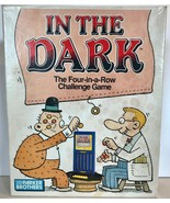 IN THE DARK - FOUR-IN-A-ROW CHALLENGE GAME -Vintage 1989 - COMPLETE - $5.94
