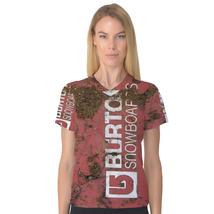 Burton Skate Women's V-Neck SPort Mesh Tee  - $19.99 - $23.99