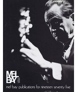 ORIGINAL Vintage 1975 Mel Bay Publications Catalog - $19.79