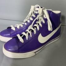 Nike 354697-511 Sweet Classic High Top Purple KoolAid Sneaker Size 10 - $39.57